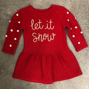 Baby Hatley Christmas Dress